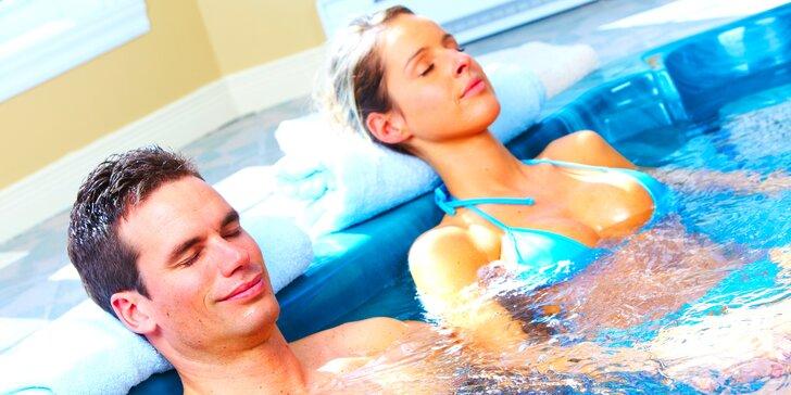 Relax v bublinách: veřejná či privátní návštěva bazénu, vířivky i sauny