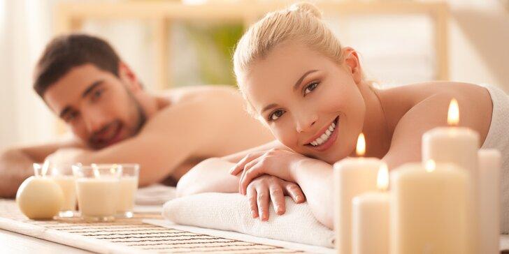 Odpočinek pro tělo i mysl: párová thajská aroma masáž