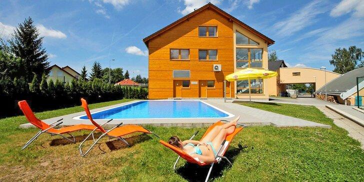 Pohodový odpočinek ve Sport & Relax centru: snídaně či polopenze i sportovní aktivity