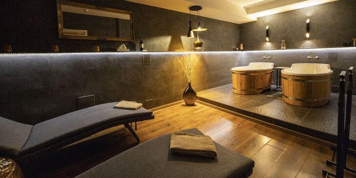 4* pobyt v historickém Táboře: skvělé jídlo, wellness s bazénem, saunou i koupelemi