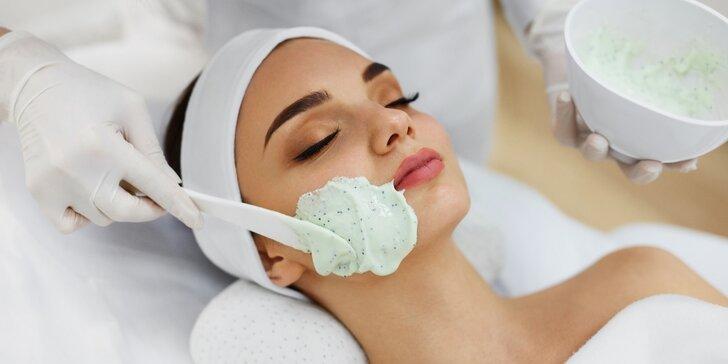 Kosmetické ošetření Exclusive: vhodné pro všechny typy pleti