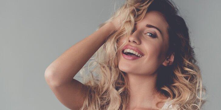 Hýčkání pro vaše vlasy: kadeřnická péče se střihem a keratinovým zábalem pro dámy