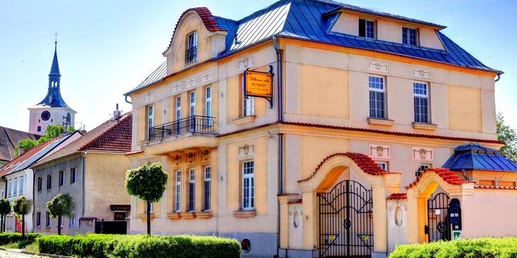 Dovolená v lázeňském městečku s královskou snídaní, soukromým wellness a možností mnoha aktivit