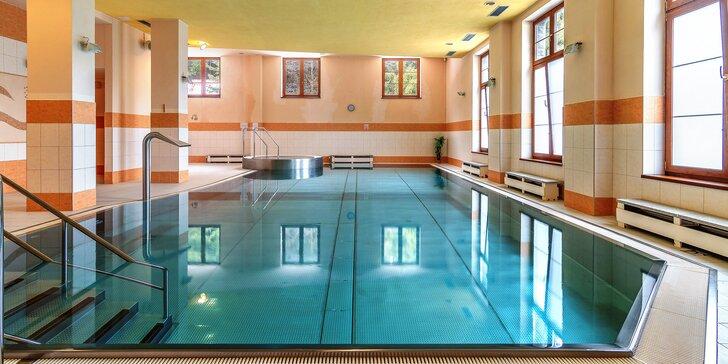 Dovolená v Beskydech: polopenze a wellness, slevy na sport i relax a vlastní minipivovar