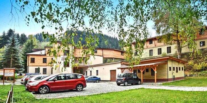 Relaxační pobyt na Moravě: wellness, polopenze, sleva na procedury i minigolf