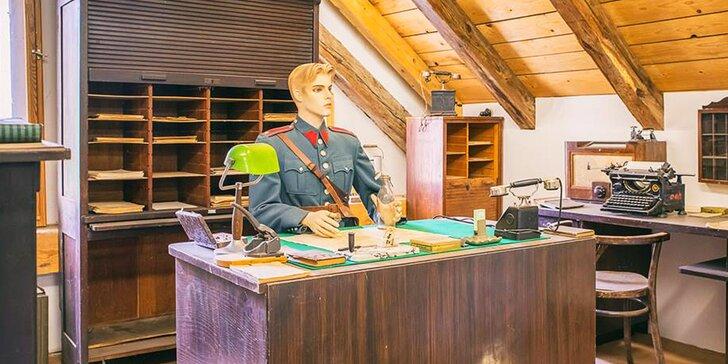 Vstupné do muzea Lednice dávná: expozice z období první republiky