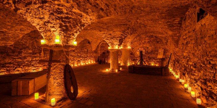 Objevte podzemí Prahy: prohlídka s výkladem po Starém Městě, historická či strašidelná