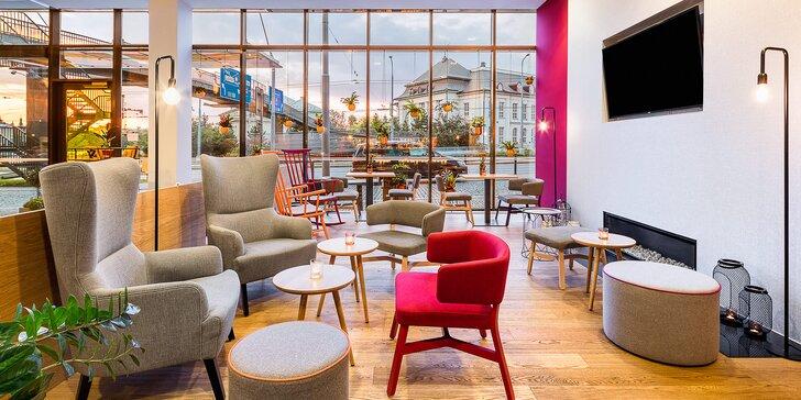 Dovolená pro dva či rodinu: 4* hotel v Plzni přímo u cyklostezky a pivovaru