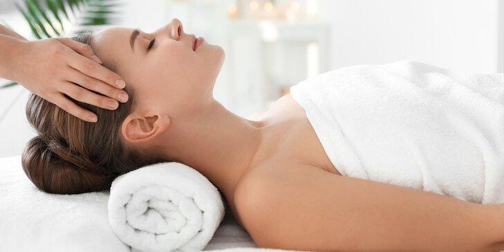 Relaxační balíčky pro ženy: antistresová masáž i ájurvédská pleťová terapie