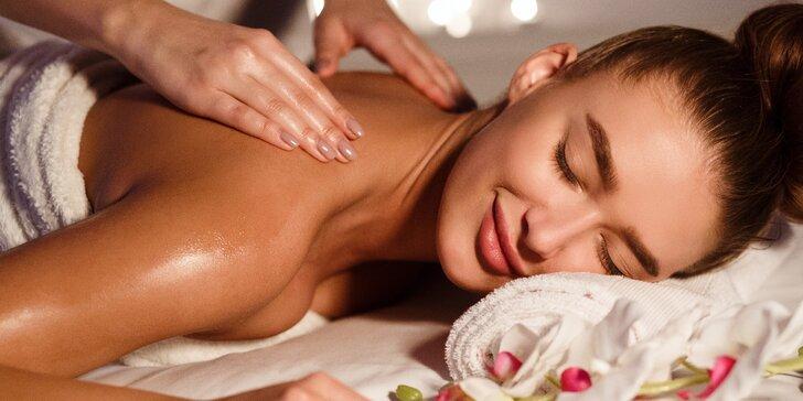 Hýčkání pro každého: kosmetika, masáž, spa i manikúra nebo pedikúra
