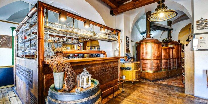 Zážitky v UNESCO Kroměříži: wellness i s pivní lázní, jídlo a exkurze do pivovaru nebo čokoládovny