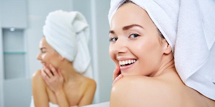 Kosmetické ošetření problematické a aknózní pleti pomocí plazmových toků a přístroje Face-Up