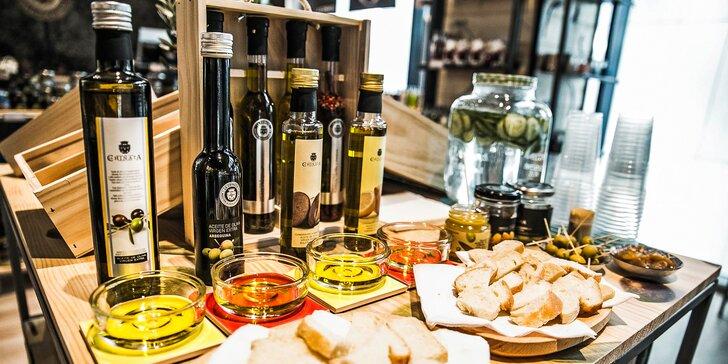 Otevřený voucher na nákup v La Chinata: španělská kosmetika, delikatesy i dárky