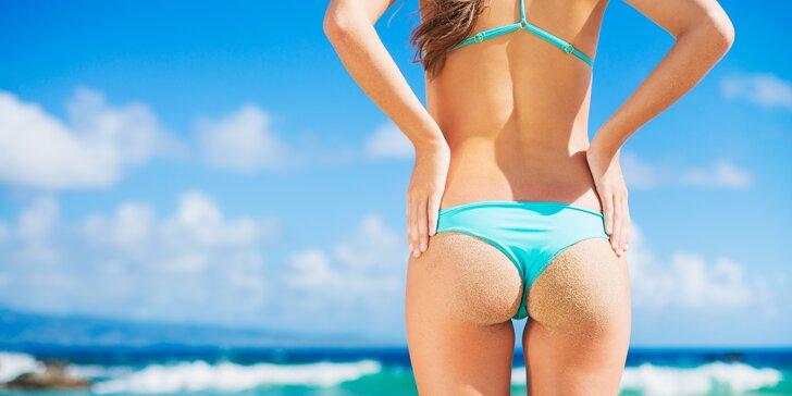 Konec přebytečným tukům a celulitidě: až 5 ošetření ultrazvukovou liposukcí a přístrojovou lymfodrenáží