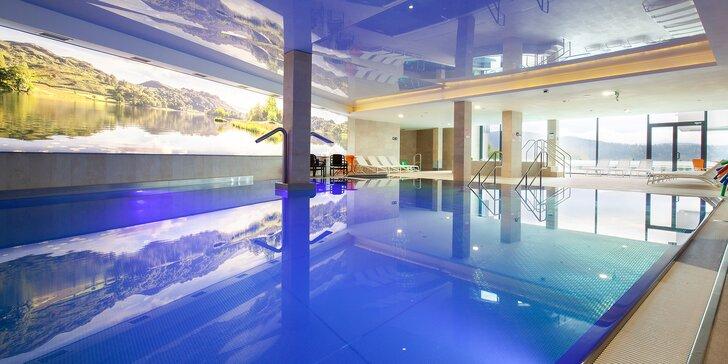 Polský Králický Sněžník: moderní hotel, strava, bazén a mnoho aktivit