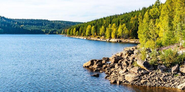 3–15denní pobyt v Jizerských horách s dobrou polopenzí a saunou