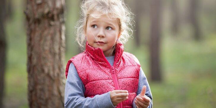 Vydejte se s dětmi po stopách jednorožců nebo odhalte příšeru: venkovní online šifrovačka