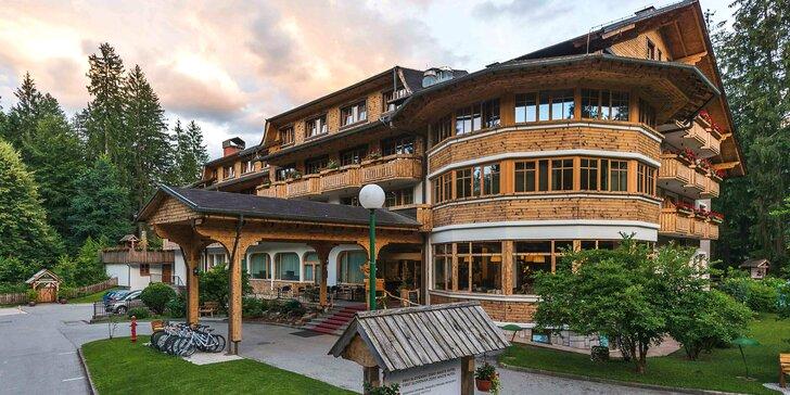 Dovolená ve Slovinsku, 3 km od Bledu: zero waste hotel a sauny