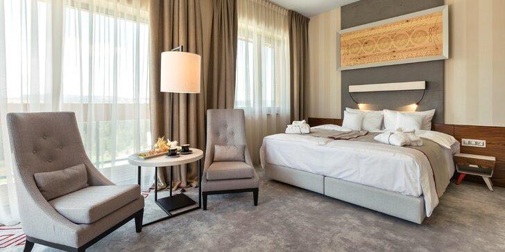 Prvotřídní relax ve 4* hotelu u Zakopaného: neomezený wellness a snídaně či polopenze