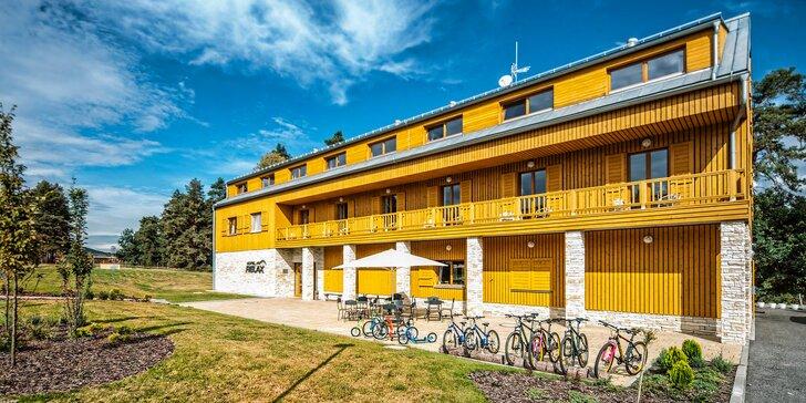 Dovolená blízko Bezdězu a Máchova jezera: hotel s polopenzí až pro 4 osoby