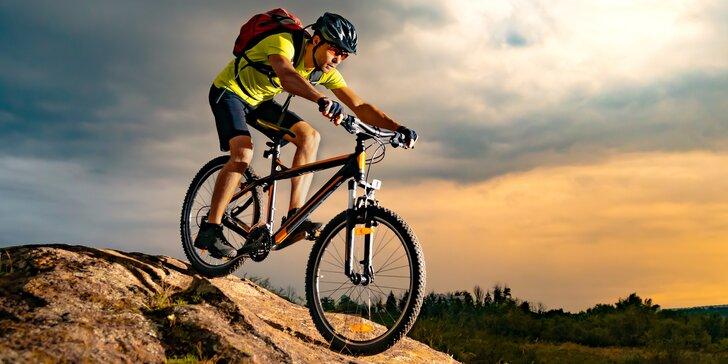 Šlápněte do pedálů: půjčení horského kola MTB Force Virtus 26 na 24 hodin