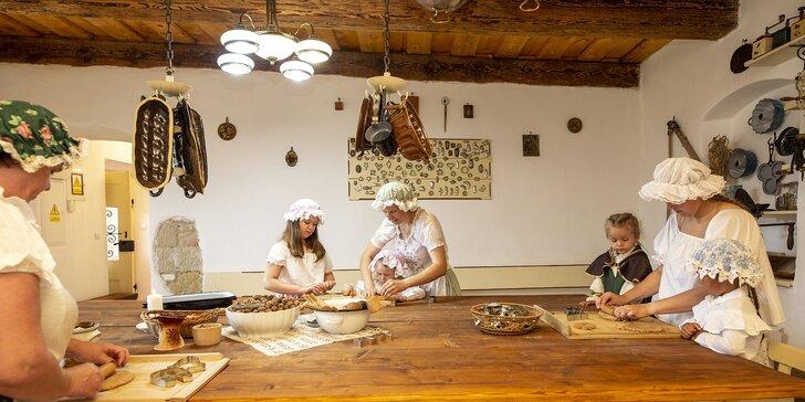 Zábavní areál v Košátkách: muzeum alchymie a perníků, výroba lektvarů i zookoutek