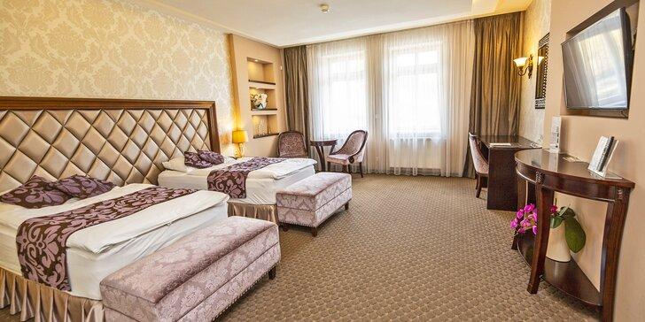 Pobyt ve 4* hotelu ve Varech: skvělé jídlo, wellness i vlastní kinosál