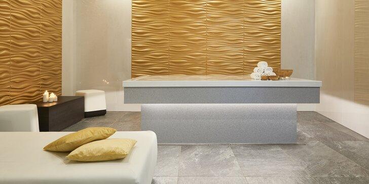 Užijte si privátní relax v Aquapalace Praha: spa Rassoul nebo Hammam