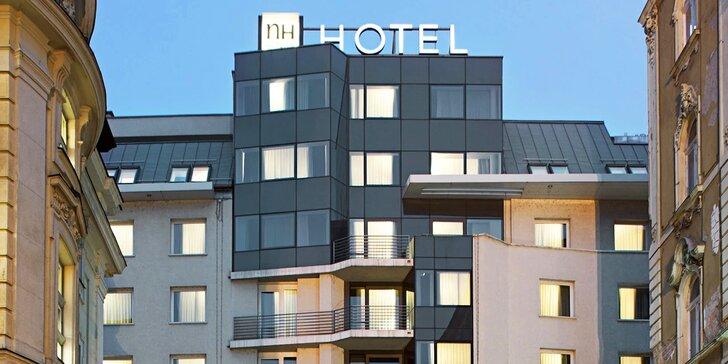 Pěkný 4* hotel přímo v centru Budapešti: snídaně, sauna a plavba po Dunaji