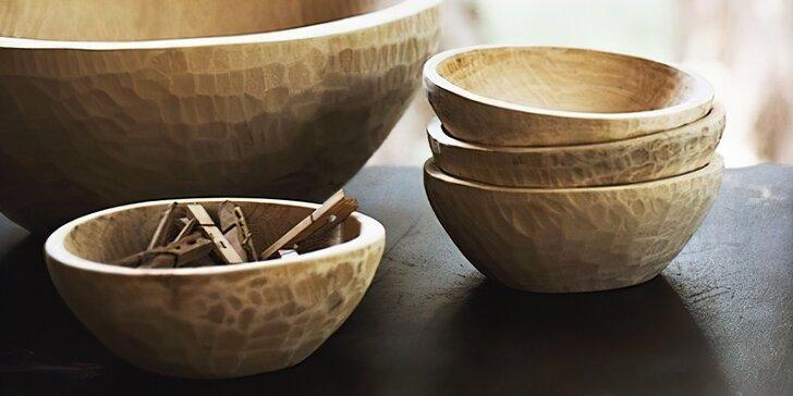 Staňte se řezbářem: kurz výroby dřevěné misky nebo lžíce pro 1 osobu