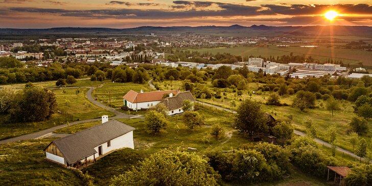 Skanzen Rochus v srdci Slovácka: vstup pro dospělé i rodinu