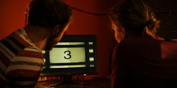 Zábava, šifry a úkoly: Úniková hra Zkáza severu, 2-6 hráčů