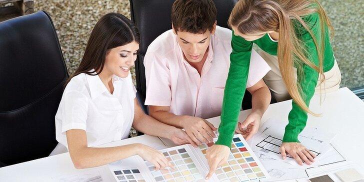 Potřebujete poradit s bytovým designem?
