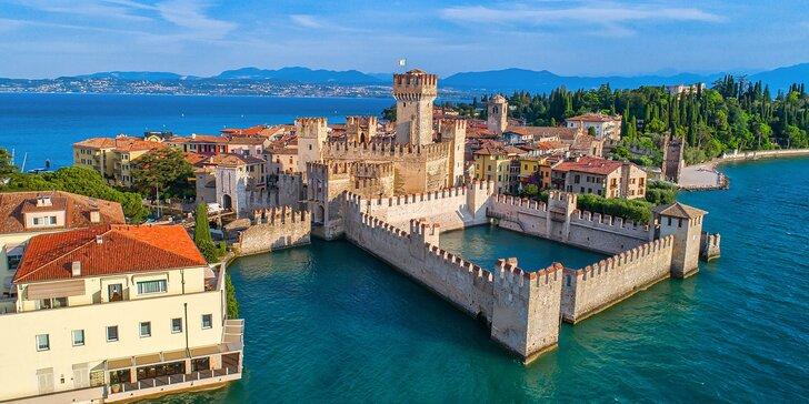 Odpočinek v Itálii: 3* ubytování nedaleko historického centra, snídaně a 15% sleva do termálních lázní