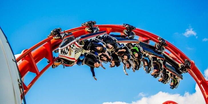 Výlet do zábavního parku Energylandia: doprava a vstup na všechny atrakce