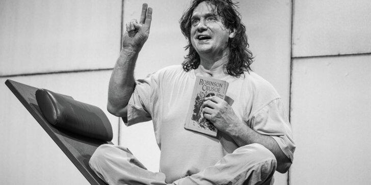 Vstupenka na divadelní představení Růže pro Algernon v Divadle v Celetné