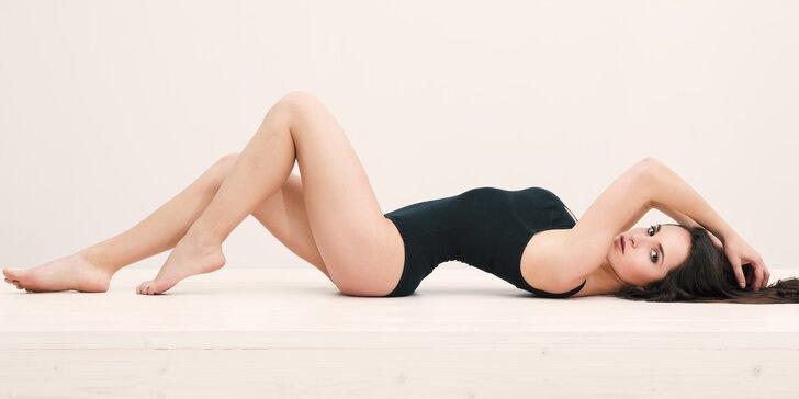Hubnutí pomocí neinvazivní ultrazvukové liposukce i možnost lymfodrenáže a LPG