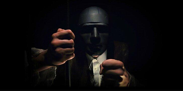 Napínavá historická únikovka Muž se železnou maskou pro 2–5 osob
