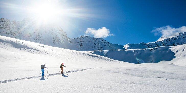 Zimní dovolená v Rakousku: 4* hotel se snídaní či polopenzí a volný vstup do wellness centra