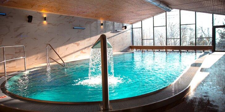 Aktivní dovolená v Krkonoších: pobyt s polopenzí, wellness, bazénem a výlety