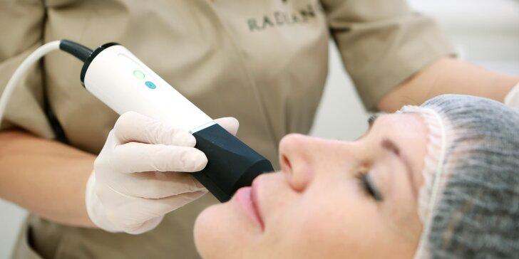 Celková kosmetická péče: Karboxyterapie, radiofrekvenční lifting aj.