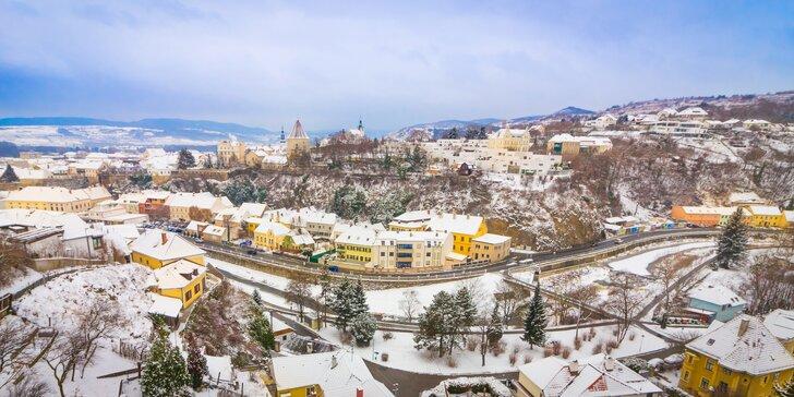 Rakousko: Výlet na vánoční trhy ve Wachau vč. průvodce a vstupenky na hrad
