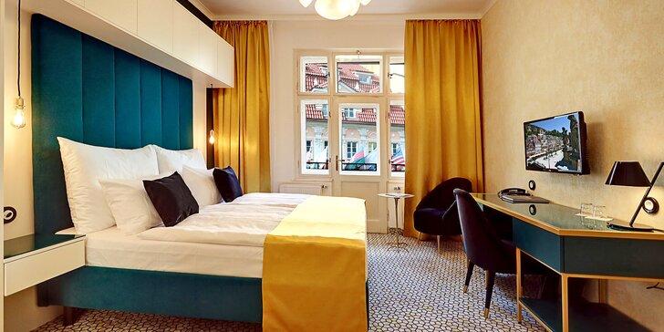 Pobyt v Karlových Varech: hotel u kolonády, wellness, léčebné procedury a polopenze