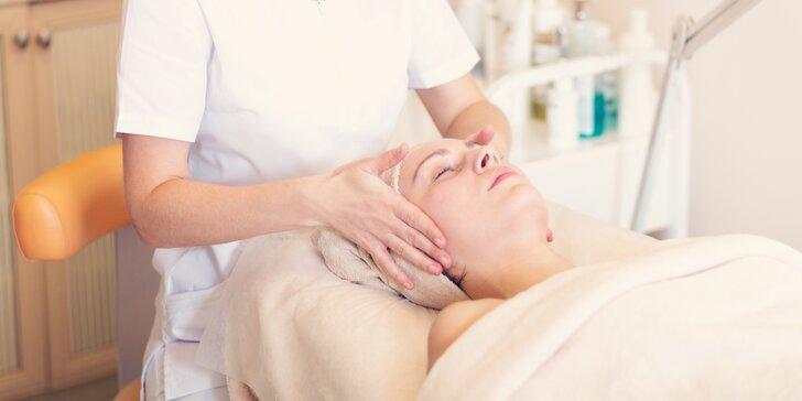 Hodina plná krásy a odpočinku: kompletní přístrojové kosmetické ošetření pleti