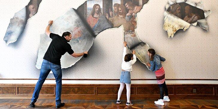 Zábava pro děti i dospělé: Muzeum iluzivního umění na Staroměstském náměstí