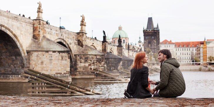 Pobyt na klidném okraji Prahy se snídaní i bezplatným parkováním