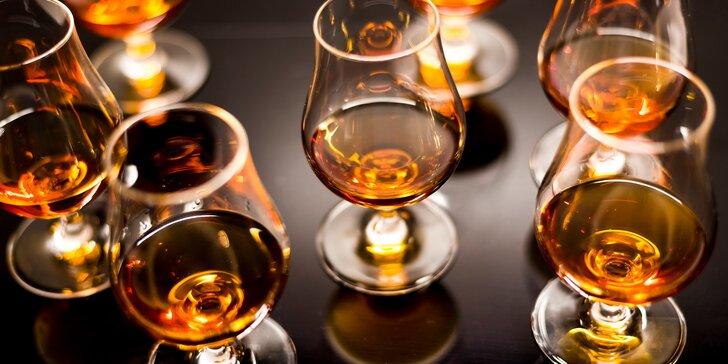 Řízená degustace lahodných rumů z celého světa: Jamajka, Portoriko, Martinik, Barbados, Guadaloupe