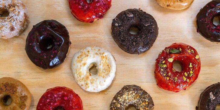 Sladká odměna v centru Olomouce: donut a káva z Coblihy podle výběru