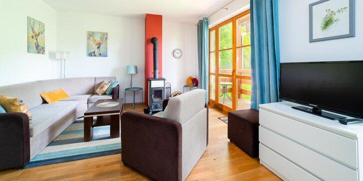 Karpacz v polských Krkonoších: apartmánový domek až pro 6 osob