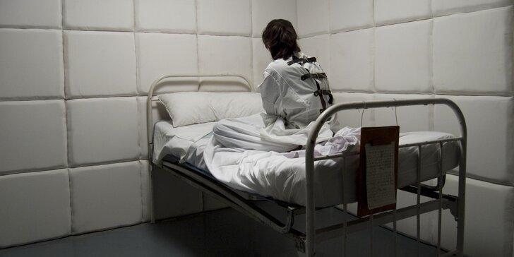 Úniková hra Pacient č. 27 - šílenec: utečte z psychiatrické léčebny